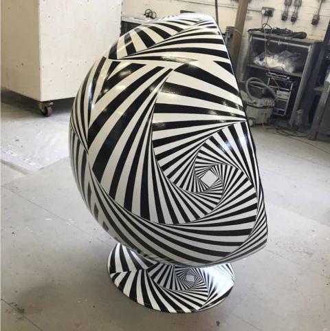 02a – Zebra Oval